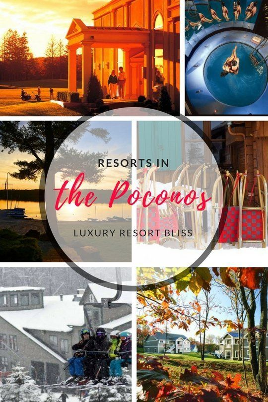 Best Poconos Resorts (For Families & Adults)