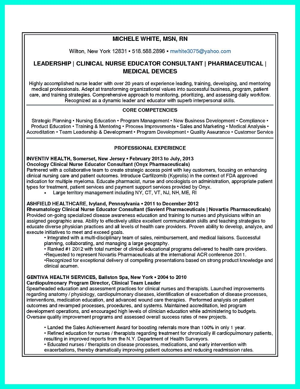 Clinical Research Coordinator Resume Objectives That Are Effective
