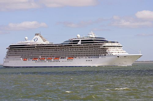 Oceania Marina Cruise Ship, Lisboa, Portugal in 2019 | Summer 2016