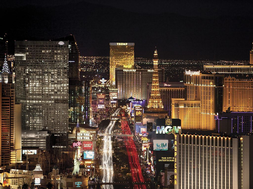 Trump Tower 47th Floor Strip View Vrbo Vegas
