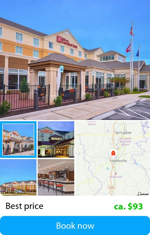 Hilton Garden Inn Fayetteville (Fayetteville, USA) U2013 Book This Hotel At The  Cheapest