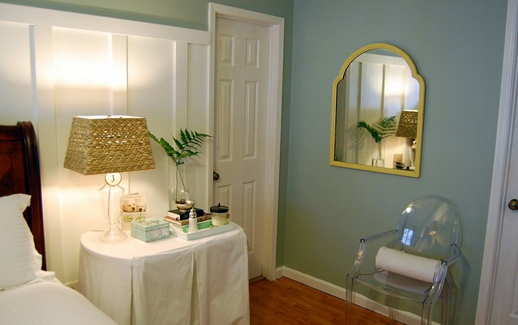 Design Ocd Painted Their Master Bedroom Benjamin Moore Gray Wisp Color Matched To Valspar S Low