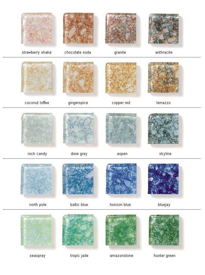 Interstyle Ceramic & Glass Tile - Aquarius