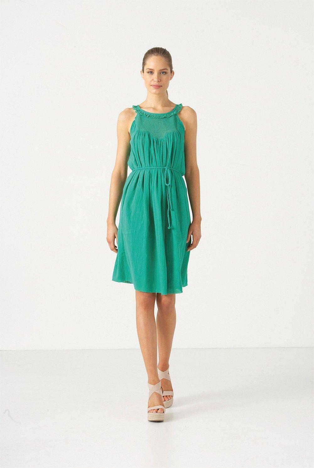 Country Feminine Dresses