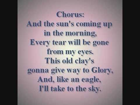 The Sun's Coming Up in the Morning with Lyrics (With images)   Lyrics, Gospel music