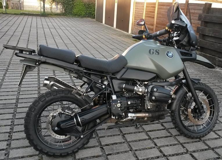 1100 gs mit tkc 80 und neuen spiegeln motorcycles. Black Bedroom Furniture Sets. Home Design Ideas