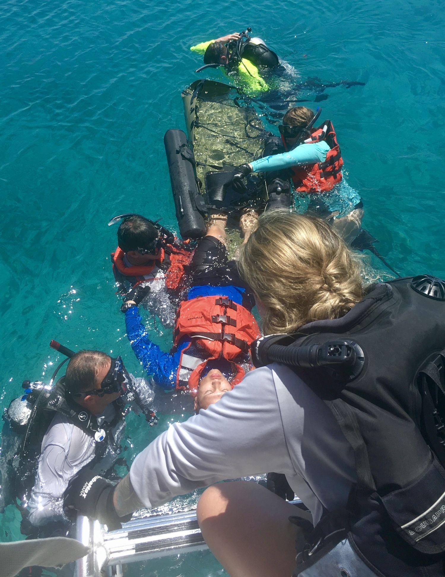 Rescue Dive Medicine Level 2 Course (With images) Rescue
