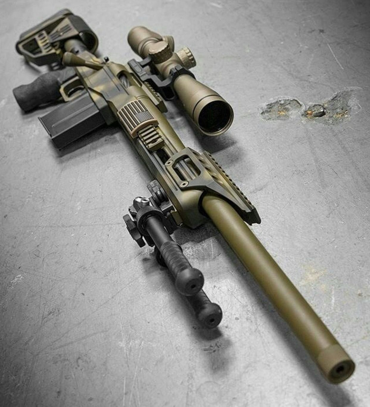 Accurate Ordinance CTX | Guns | Pinterest | Guns, Weapons ...