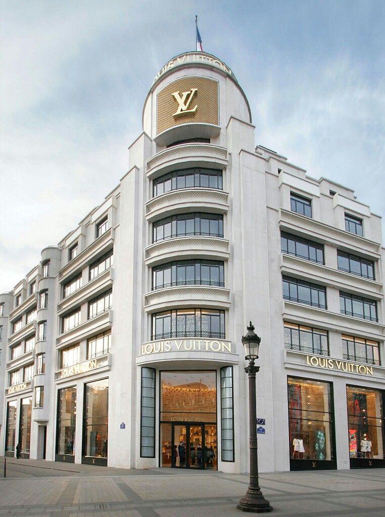 c46480ac01782 Louis Vuitton Champs-Élysées, 101 avenue des Champs-Élysées, Paris ...