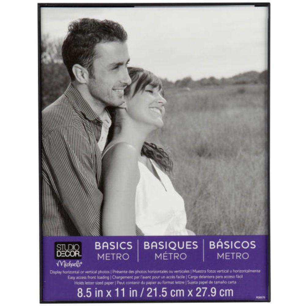 studio dcor basics metro frame - Metro Frames