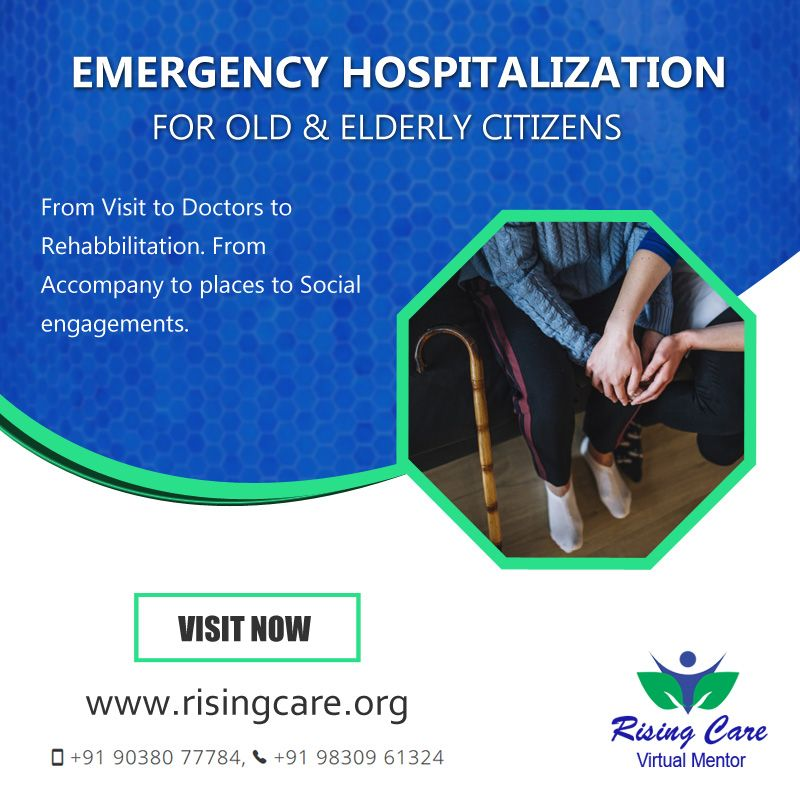 Rising Care reputable Home care services in Kolkata Home
