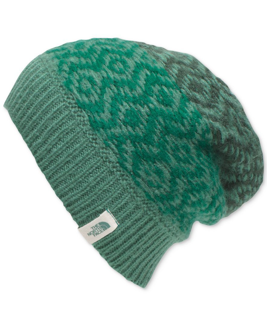 The North Face Tribe & True Beanie