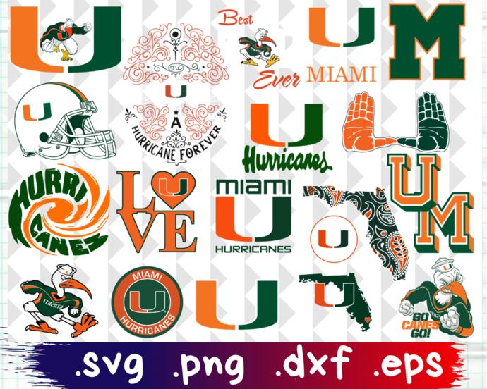 Clipartshop Miami Miami Hurricanes Svg Miami Hurricanes Logo Miami Hurricanes Clipart Miami Hurricanes Cricut Hurricane Logo University Of Miami Clip Art