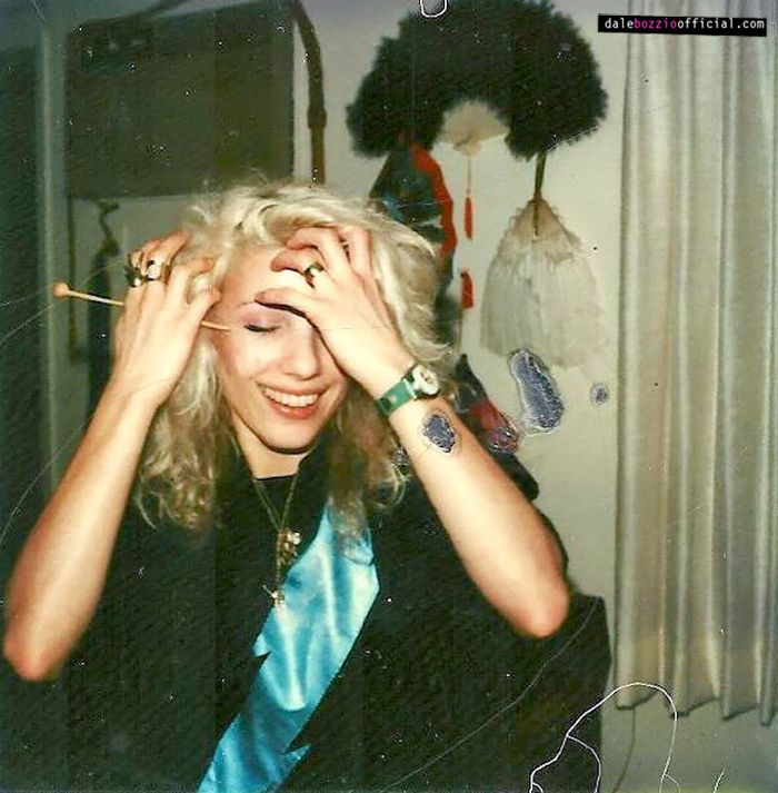 Dale Bozzio Children