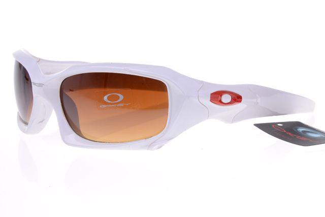 Oakley Gascan Sunglasses White Frame Brown Lens 0508 | discount ...