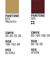 pantone metallic gold rgb google search cores rose quartz and serenity bright red c