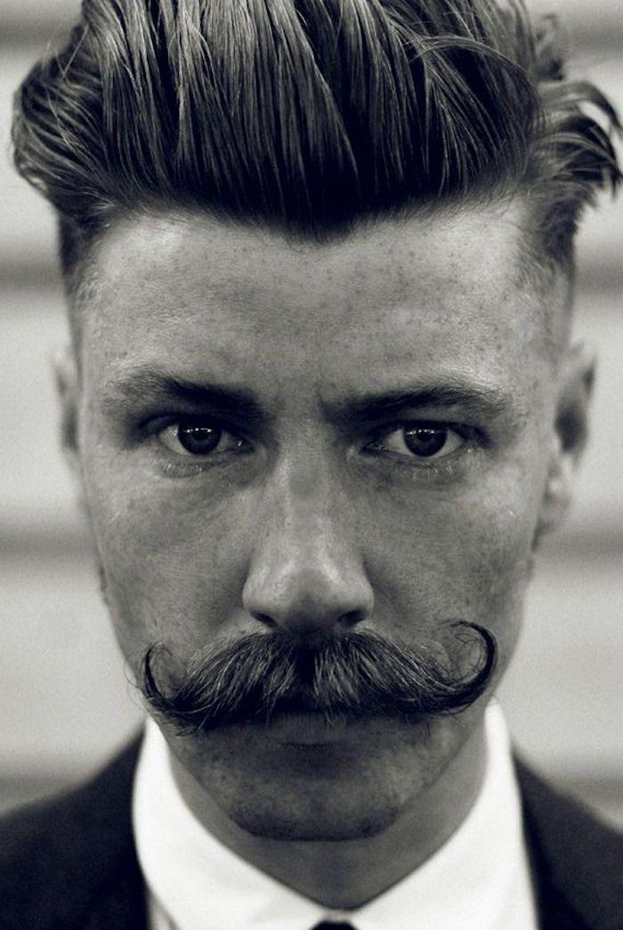 1001 Idees Coiffure Annees 50 Homme Retour Vers Le Futur Annees 50 Homme Coupe Cheveux Homme Cheveux Homme