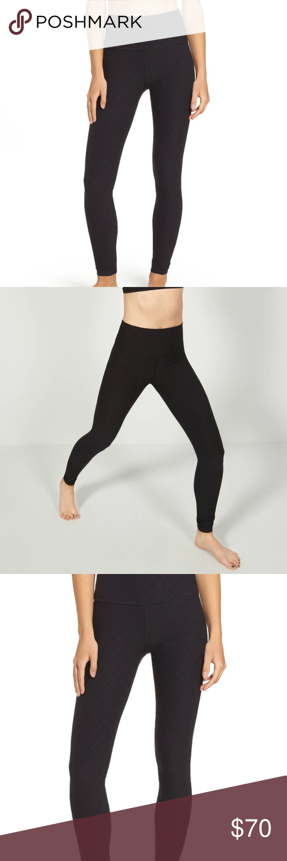 561050310451c8 BEYOND YOGA Can't Quilt You High Waisted Leggings Extra flattering and  extremely wearable,