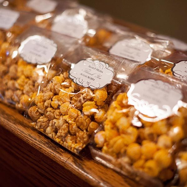 Wedding Ideas For 30 Guests: 30 Favor Ideas From Real Weddings