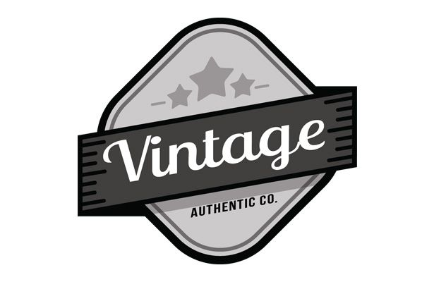 Vintage Badge Logo Template | Logos | Pinterest | Badge ...