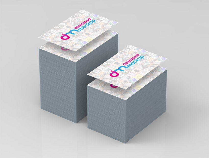 Free business card stack mockup free psd downloadmockup free business card stack mockup free psd downloadmockup free photoshop reheart Choice Image
