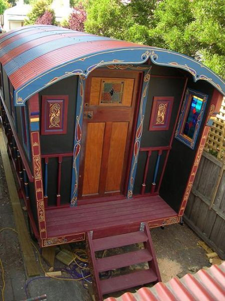 Gypsy Wagon | Caravan | Gumtree Australia Hobart City - West Hobart | 1005930131 & Gypsy Wagon | Caravan | Gumtree Australia Hobart City - West Hobart ...