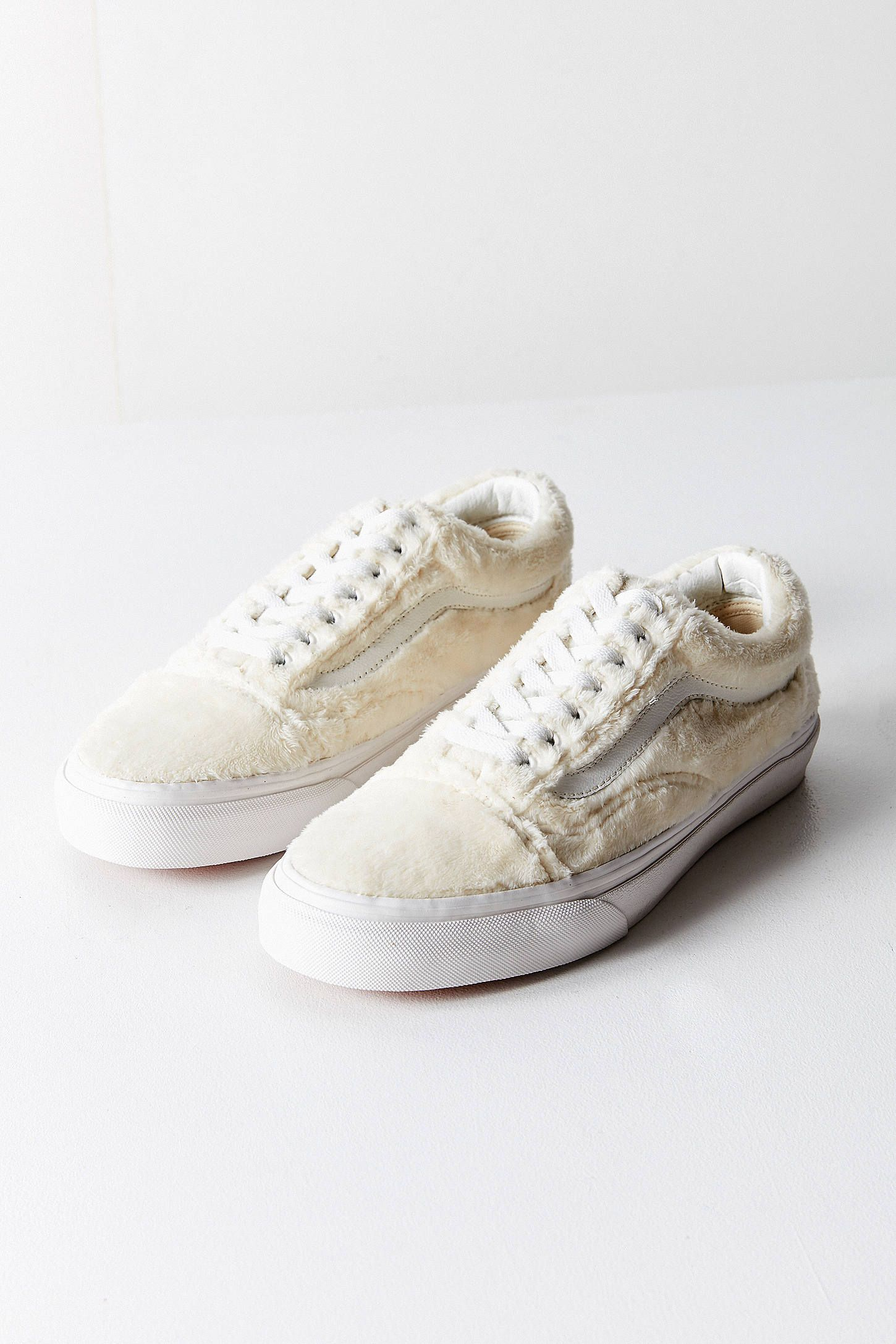 0567ed9c761 Shop Vans Faux Sherpa Old Skool Sneaker at Urban Outfitters today. We carry  all the latest styles
