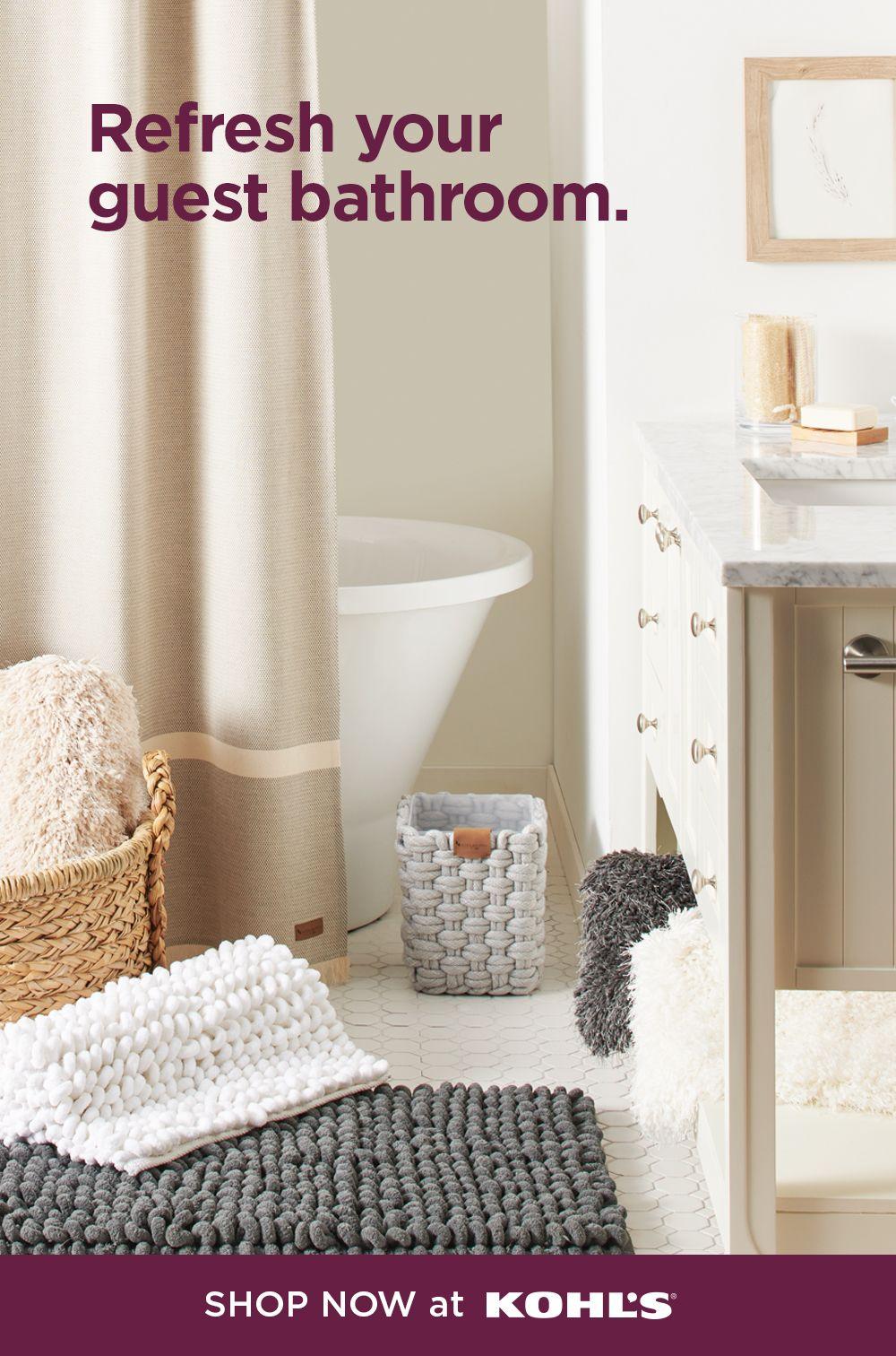 Find Bathroom Decor At Kohl S Hosting