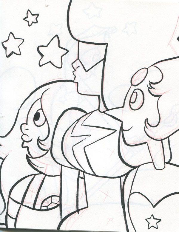 Steven Universe Coloring Pages Com Imagens Desenhos Desenhos