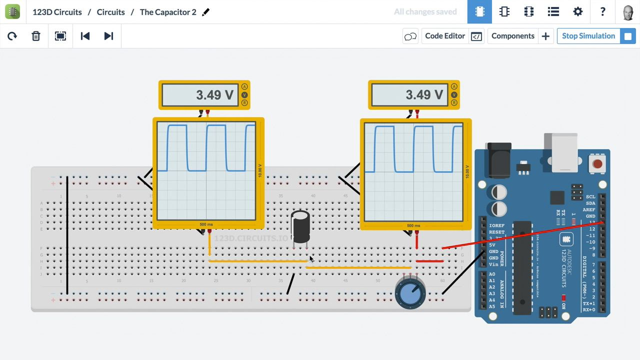 the best way to learn electronics online 123d circuits by autodeskthe best way to learn electronics online 123d circuits by autodesk