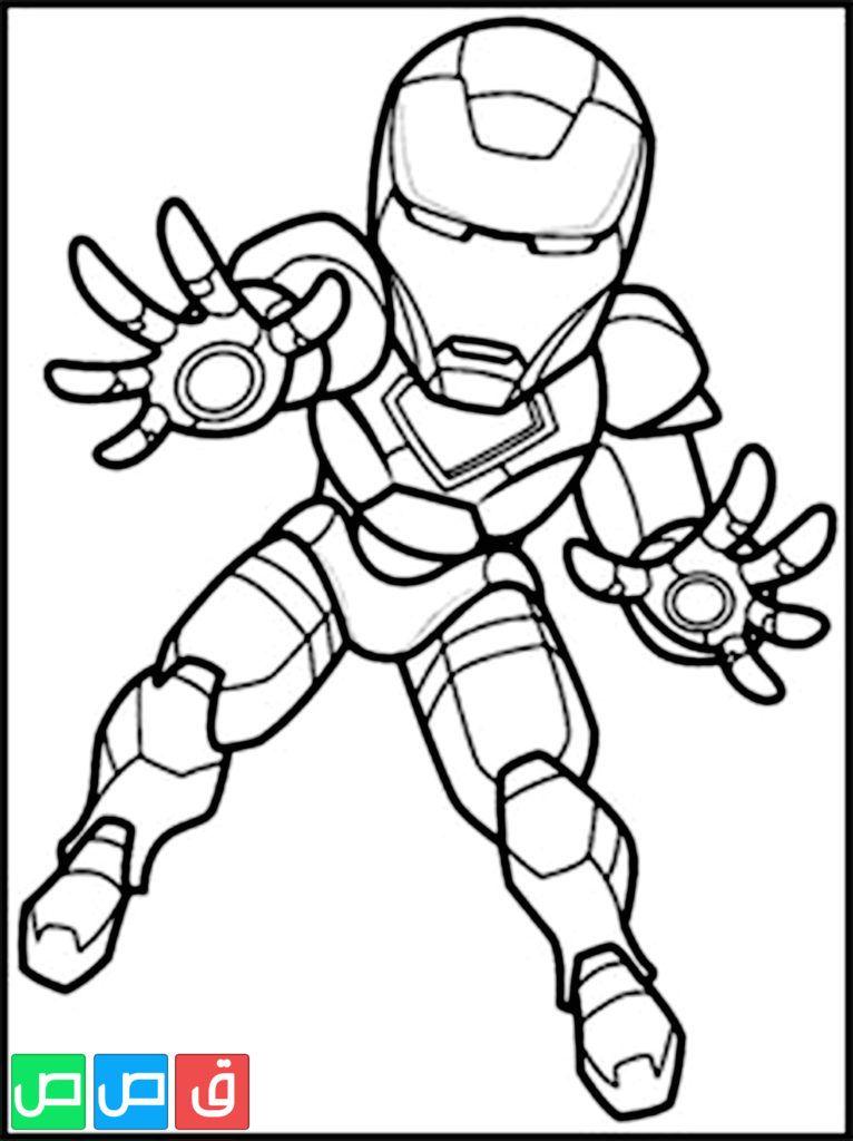 رسومات تلوين للاطفال In 2020 Superhero Coloring Pages Avengers Coloring Pages Cartoon Coloring Pages