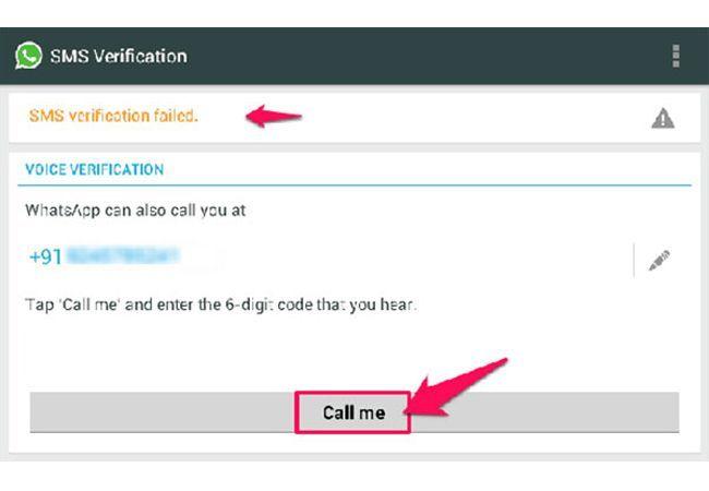 6 Cara Daftar Dan Menggunakan Whatsapp Tanpa Verifikasi Nomor Telepon Http Www Pro Co Id Cara Daftar Dan Menggunakan Wha Panduan Belajar Pendidikan Telepon