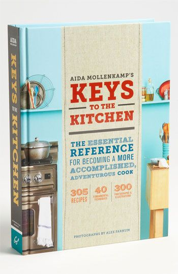 Aida Mollenkamps Keys To The Kitchen Reference & Cookbook available at Nordstrom
