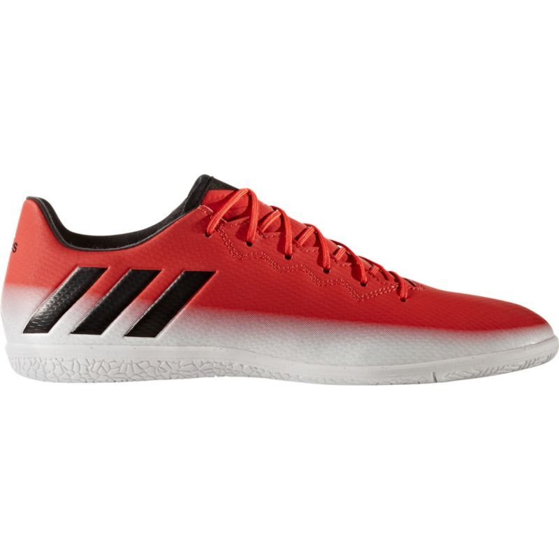 Adidas Men S Messi 16 3 Indoor Soccer Shoes Size 11 5 Red Soccer Shoes Adidas Men Indoor Soccer