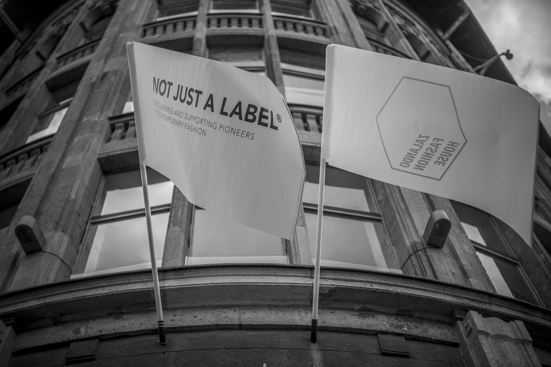 NJAL Meets Zalando Fashion House | Berlin 7-10.07.15