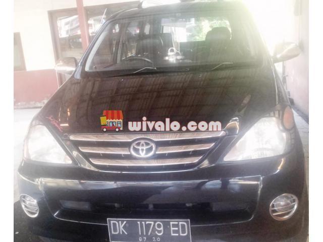 Toyota Avanza G 2005 Asli Bali Full Variasi Bali Wivalo Com Jual Beli Gampang Pisan Mobil Bekas Kendaraan Mobil