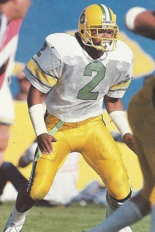 Oregon safety Doug Judge in 1983.