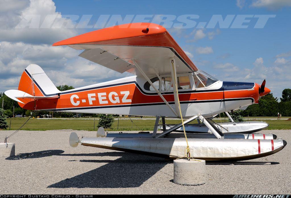 Piper PA12 Super Cruiser aircraft picture Aviation