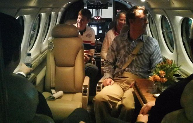 Beechcraft King Air Review   JetCharters.