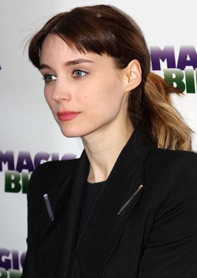 "ROONEY MARA IS ""EXCITED TO BE UNRECOGNIZABLE"" IN HER NEW HAIR EXTENSIONS"
