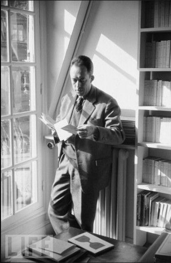 a biography of albert camus a french novelist Albert camus was a french-algerian writer best known for his absurdist works, including the stranger (1942) and the plague (1947) he won the nobel prize for literature in 1957 albert camus was.
