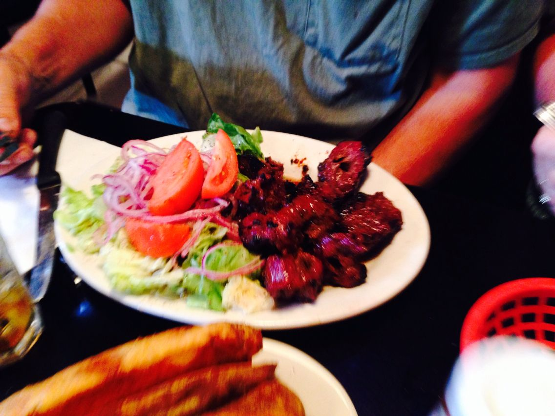 Steak Tips in Boston
