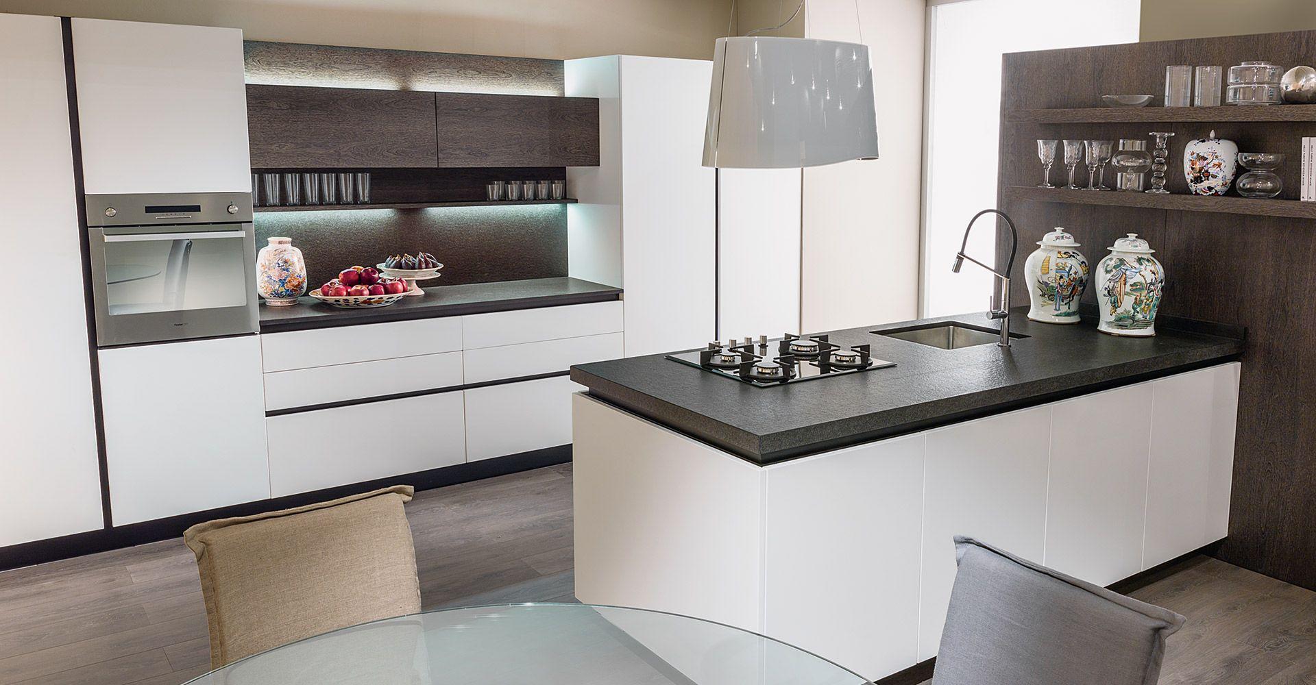 Soft bianco granito cappellini cucine kitchen pinterest - Piano cucina in granito ...