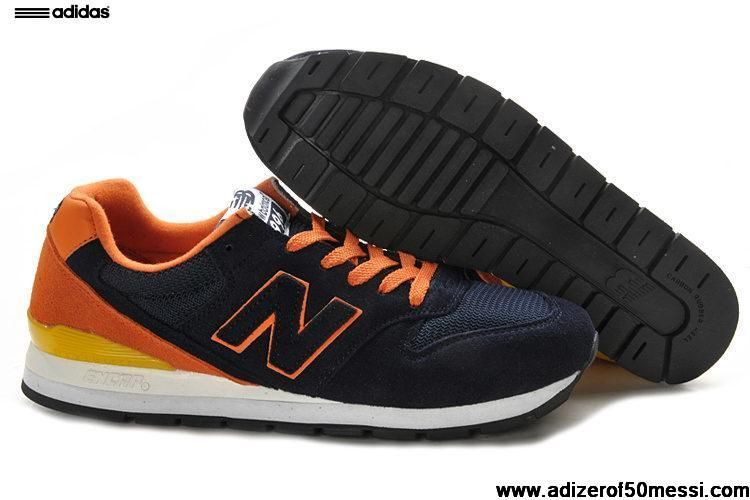 Buy Discount New Balance NB CM996SMU dark Blue Yellow Orange For Men shoes  Football Shoes For