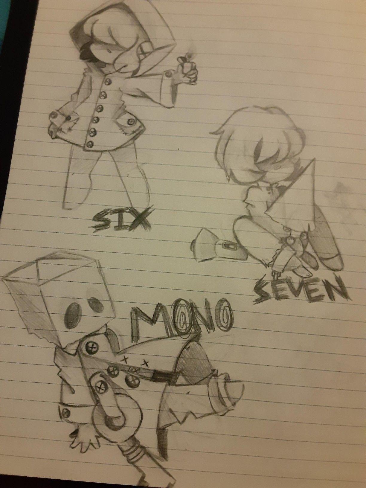Six • Mono • Seven