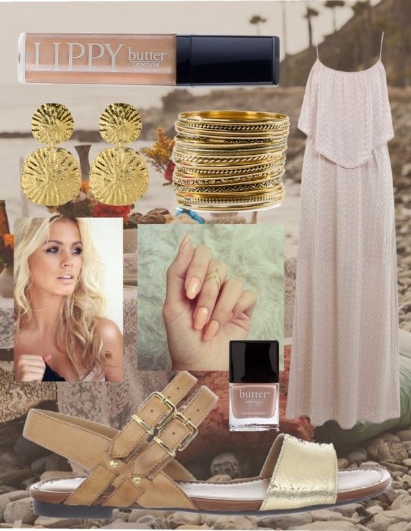 """""""Bohemian Dinner Party"""" by arcoavenue on Polyvore"""