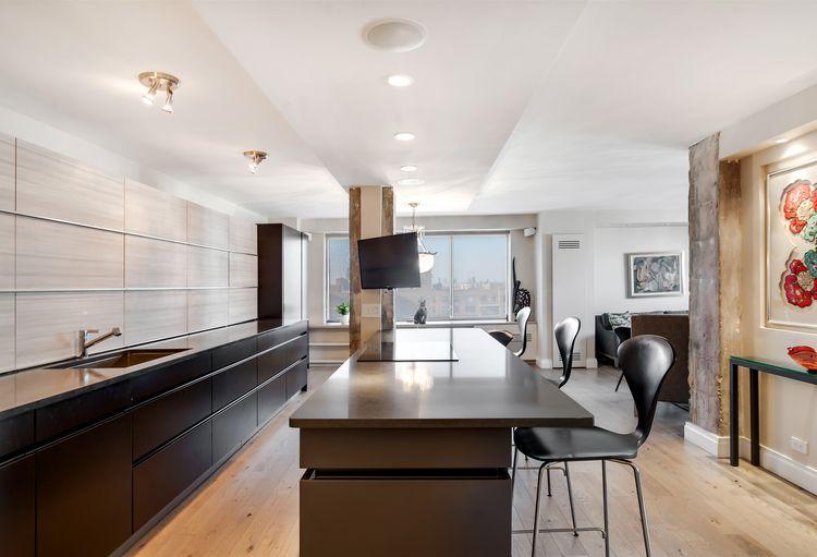 Kitchen Cabinets, New York City Kitchens, Caesarstone Counters ...