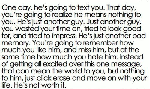 He S Not Worth It Words Relationship Quotes Me Quotes