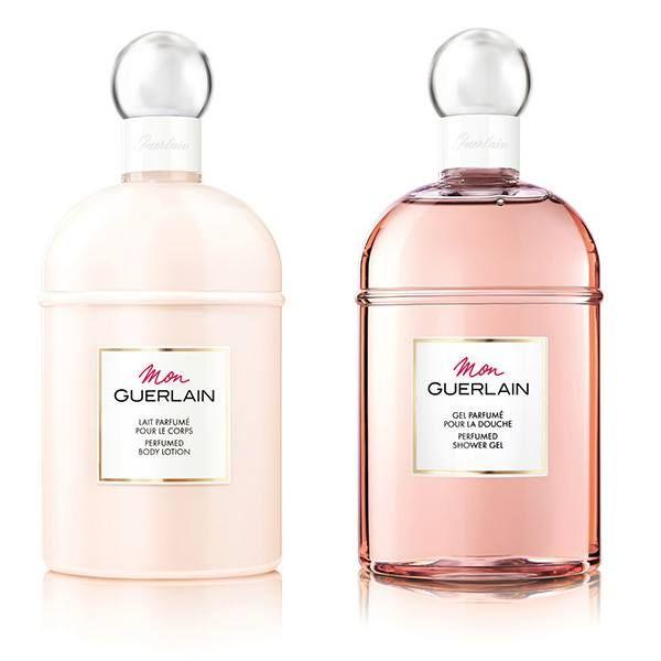 Guerlain March 2017 Mon Guerlain Angelina Jolie Perfume Un Perfume