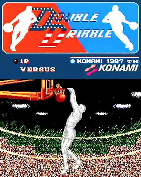 Video Game Vault: Double Dribble - TechEBlog